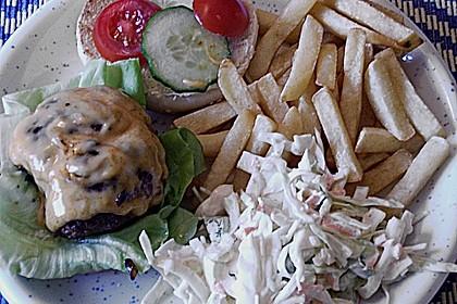 All American Burger 75