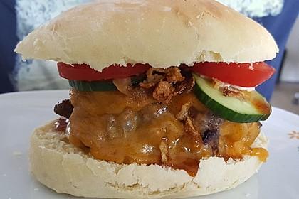 All American Burger 50
