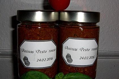 Aninas Pesto Rosso