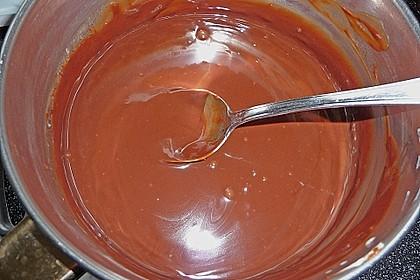 Frosting / Glasur mit Schokolade und Sahne 24