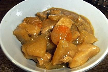 Annas fruchtiges Hühnercurry Thai - Art 6