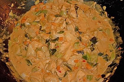 Annas fruchtiges Hühnercurry Thai - Art 8