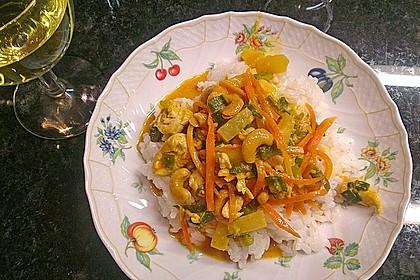 Annas fruchtiges Hühnercurry Thai - Art 3