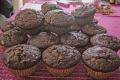 KitKat - Muffins (Bild)