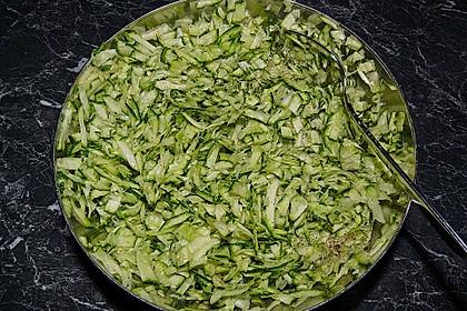 Zucchinipuffer 19