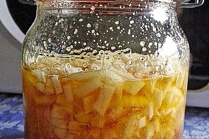 Zwiebel - Honig - Saft gegen Husten