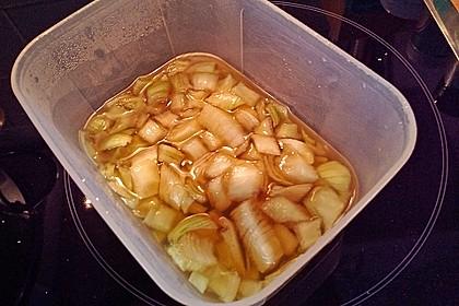 Zwiebel - Honig - Saft gegen Husten 4