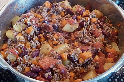 Chili con Carne - Auflauf 11