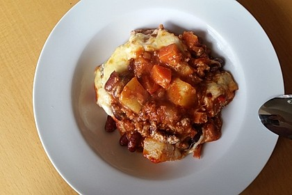 Chili con Carne - Auflauf 22