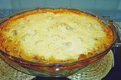 Spinat-Käse-Auflauf 7