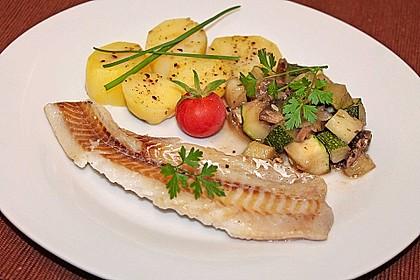 Zucchini - Champignon - Pfanne 3