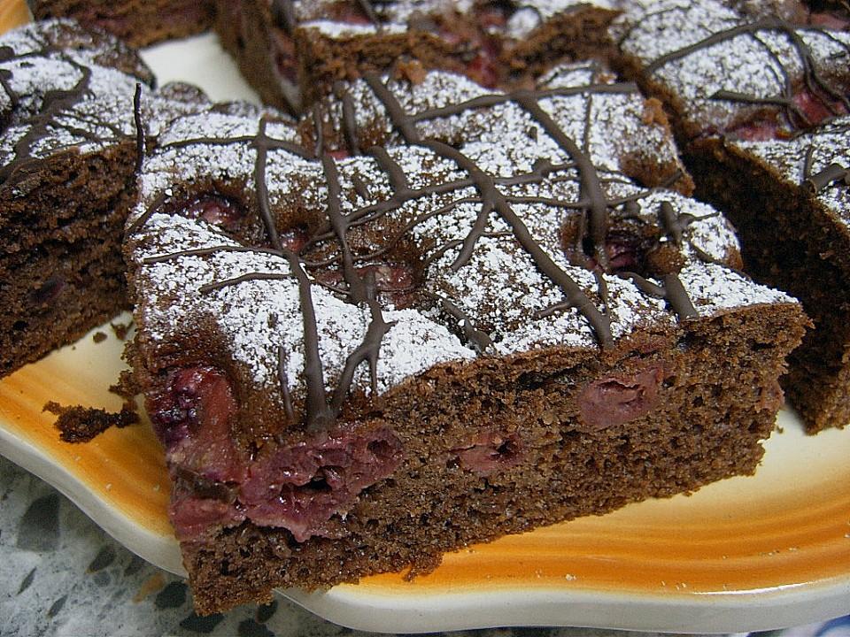 Kakao Kirschkuchen Von Schlemmermiri Chefkoch De