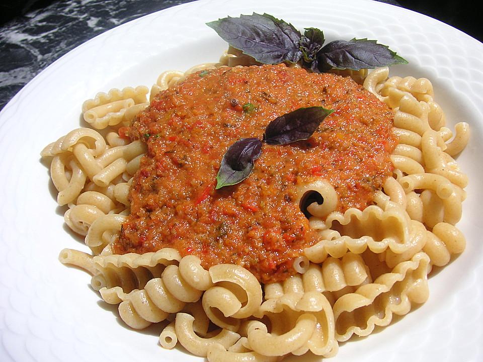 Italienische Tomatensauce Mit Gemüse Von Ninja Chefkochde