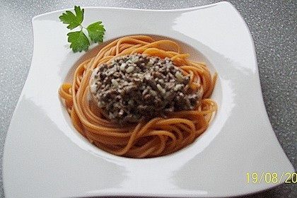 Weiße Bolognese 29