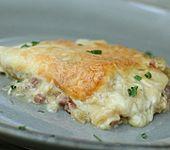 Sauerkraut-Lasagne (Bild)
