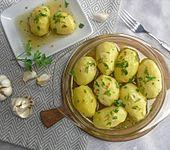 Marinierte Kartoffeln (Bild)