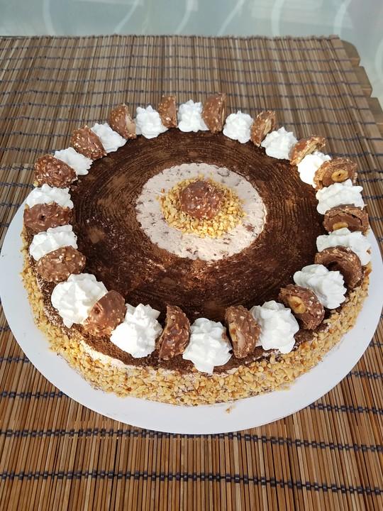 Ferrero Rocher Torte Von Engelchen2907 Chefkoch De
