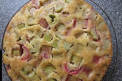 Rhabarberkuchen überkopf 8