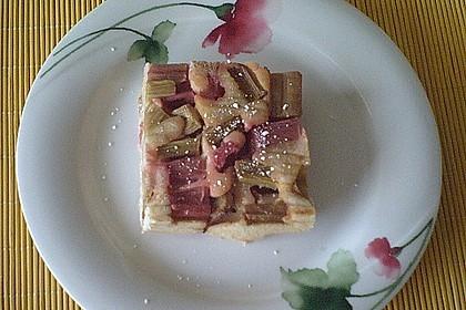 Rhabarberkuchen überkopf 4