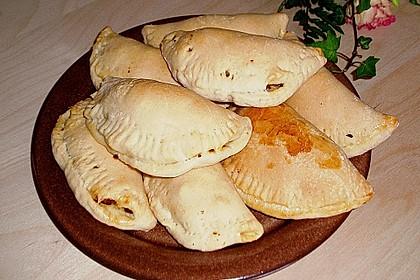 Empanadas (Teigtaschen mit Hackfleischfüllung) 5