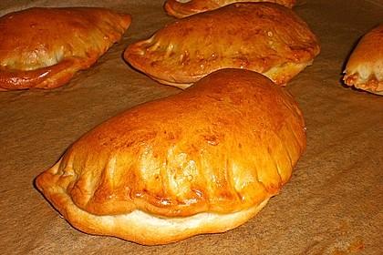 Empanadas (Teigtaschen mit Hackfleischfüllung) 2