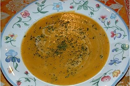 Curry - Kürbissuppe - Ein gutes Rezept | Chefkoch