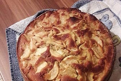 Apfelkuchen schnell und fein 114