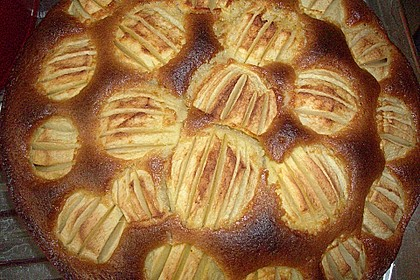Apfelkuchen schnell und fein 86