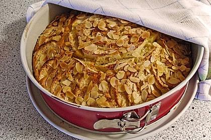 Apfelkuchen schnell und fein 74