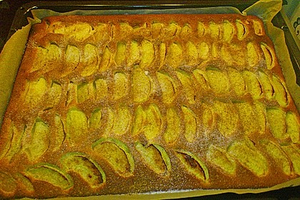 Apfelkuchen schnell und fein 183