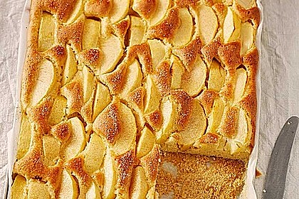 Apfelkuchen schnell und fein 13
