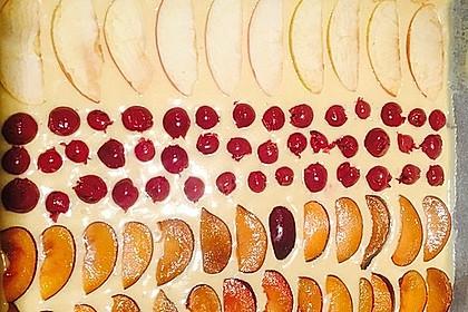 Apfelkuchen schnell und fein 45