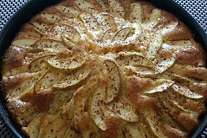 Apfelkuchen schnell und fein 87