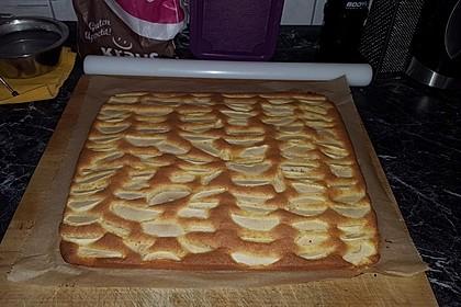 Apfelkuchen schnell und fein 191