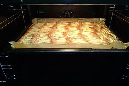 Apfelkuchen schnell und fein 106