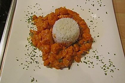 Vegetarisches Gemüsecurry 2