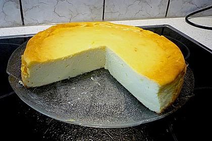 Käsekuchen ohne Boden mit Mascarpone 4