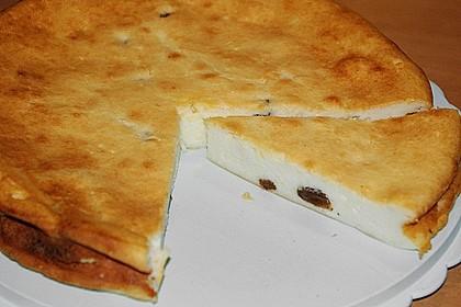 Käsekuchen ohne Boden mit Mascarpone 12