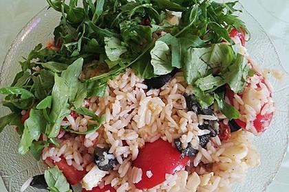 Italienischer Reissalat 16