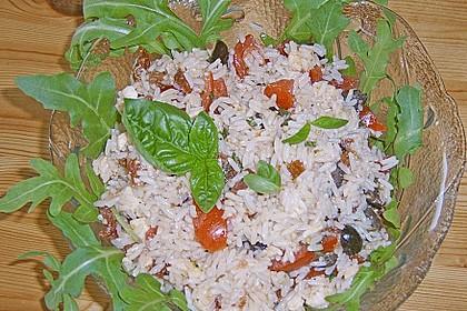 Italienischer Reissalat 13