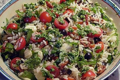 Italienischer Reissalat 5