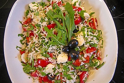 Italienischer Reissalat 4