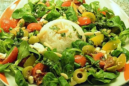 Italienischer Reissalat 6