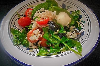 Italienischer Reissalat 9