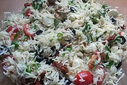 Italienischer Reissalat 20
