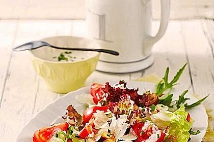 Vrenis leichter Sommersalat