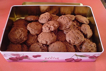Chewy Chocolate Chip Cookies 65