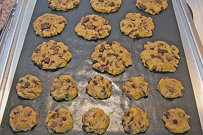 Chewy Chocolate Chip Cookies 66
