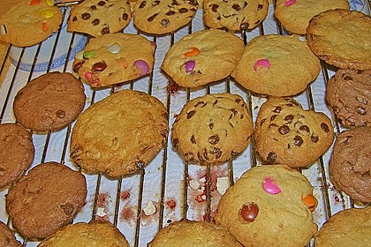 Chewy Chocolate Chip Cookies 54
