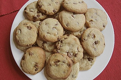 Chewy Chocolate Chip Cookies 30
